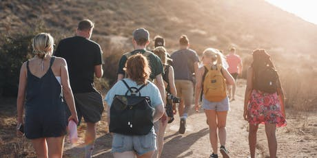 Caminhada Consciente  ingressos