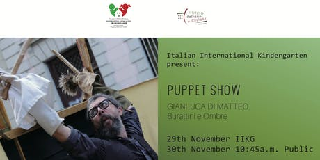 "Gianluca Di Matteo - Pulcinella Puppet Show: ""Le guarattelle"" - FREE EVENT tickets"