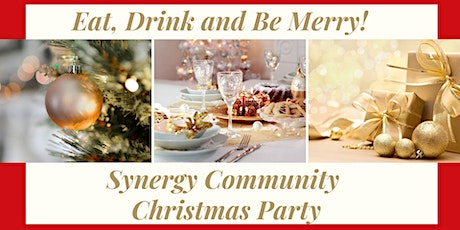 The Synergy Community Christmas Party tickets