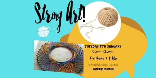 String Art - Session 2