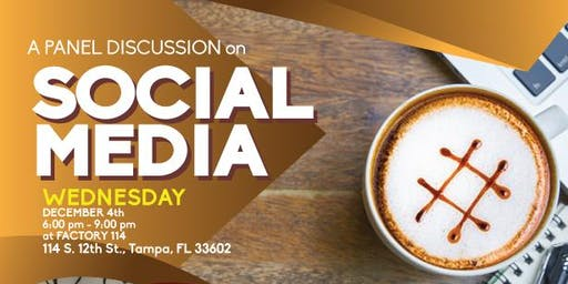 """Social Media """"Millennial Impact"""" Local Influencers by HCCTB"""