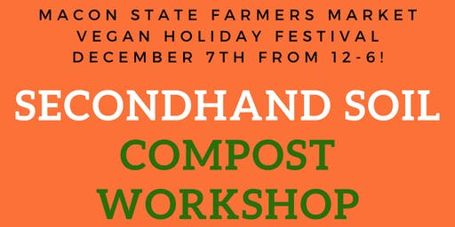 Compost Workshop with Seconhand Soil