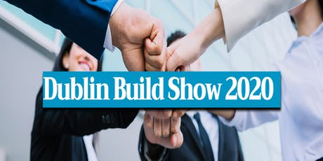 Dublin Build Show - Participants tickets