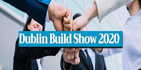 Dublin Build Show - Participants tickets