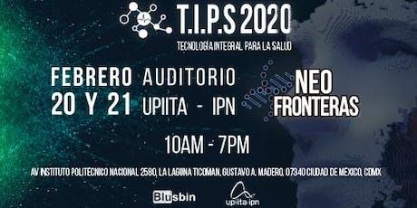 TIPS 2020 NeoFronteras boletos