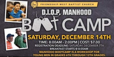Manhood Bootcamp 2019