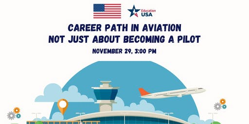 Career Path in Aviation - Not Just about Becoming a Pilot
