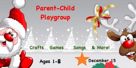 Holiday Cookie and Craft Party - Kids Move and Learn tickets