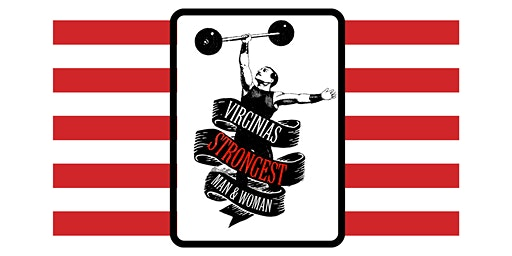 Virginia's Strongest Man & Woman 2020