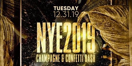 2019 New Years Eve Party @ Hudson Station tickets