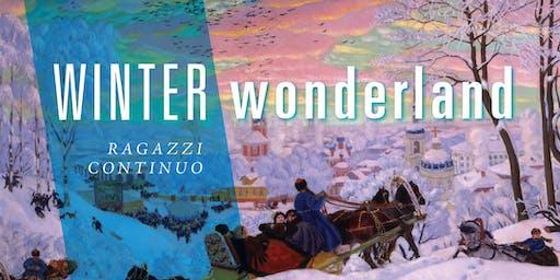 Winter Wonderland (Palo Alto)
