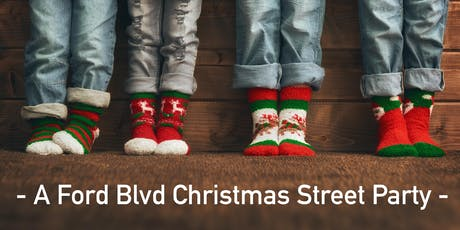 """""""Baby it's cold outside"""" - A Ford Blvd Christmas Sock Party tickets"""