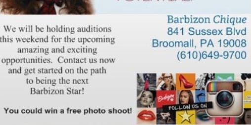 Modeling Casting Call