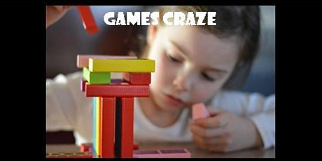 Games Craze tickets