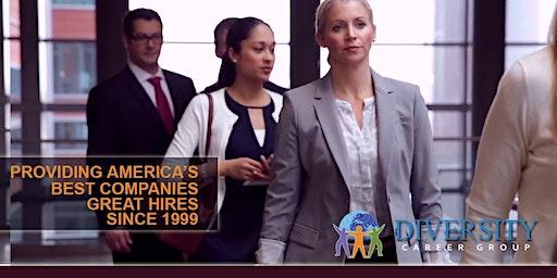 Dallas Career Fair and Job Fair - August 13, 2020