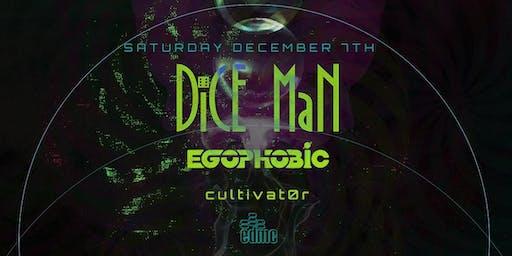 EDMC Presents: DiCE MaN