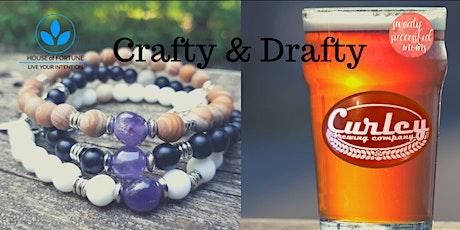 Crafty & Drafty Workshop tickets