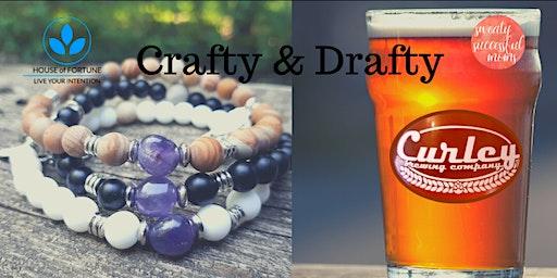 Crafty & Drafty Workshop