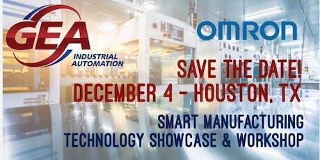 Smart Manufacturing Technology Showcase &  Machine Safety Workshop tickets