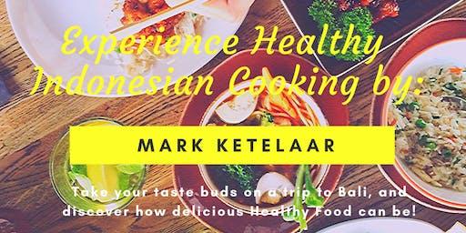 Taste bud explosion with private Chef Mark Ketelaar