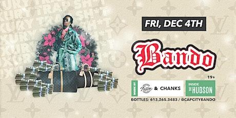 Bando - A Hip Hop Party tickets