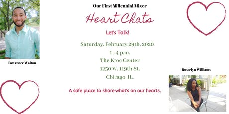 Heart Chats tickets