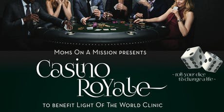 Casino Royale Charity Event tickets