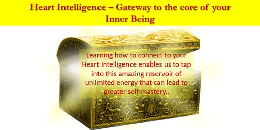 Heart Intelligence - Gateway to the core of your Inner Being