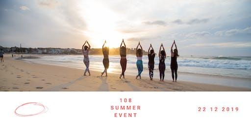 108 Summer Event