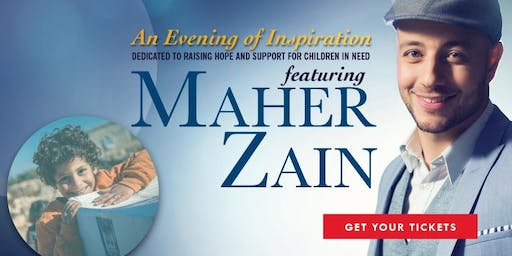 Houston, TX: Evening of Inspiration Ft. Maher Zain