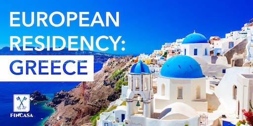 EUROPEAN RESIDENCY: Greece