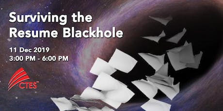 SURVIVING THE RESUME BLACKHOLE tickets