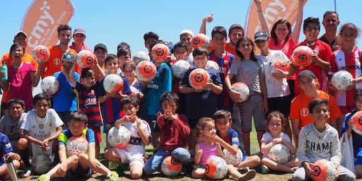Welcome Football School Holiday Program