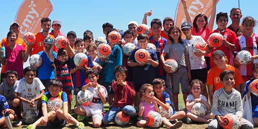 Welcome Football School Holiday Program