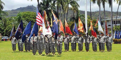 2020 Pacific Signal Regimental Ball