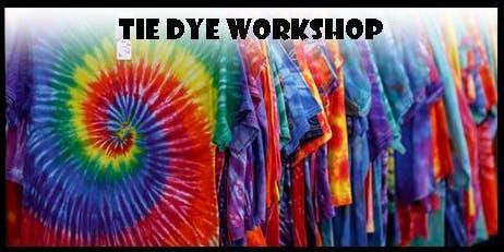 Tie Dye Workshop (Family)