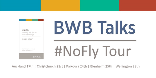 BWB Talks: #NoFly Tour (Blenheim)