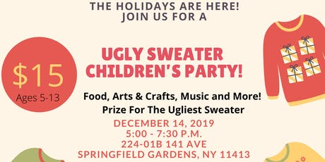Ugly Sweater Children's Party 2019 tickets