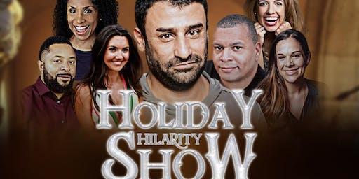 Holiday Hilarity Comedy Fundraiser Show