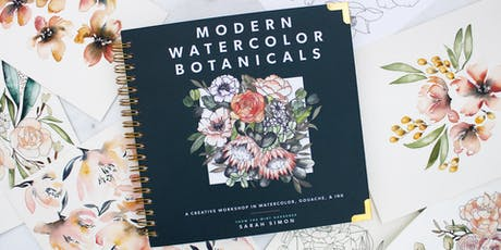 Watercolor Workshop with TheMintGardener x Paiko in Honolulu HI tickets