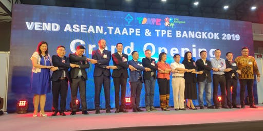 Thailand(Bangkok)Amusement & Attraction Parks Expo(TAAPE 2020)
