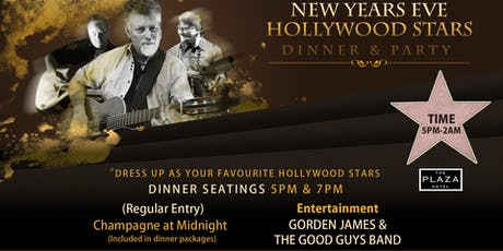New Years Eve Dinner & Party!! Feat Gorden James & The Good Guys Band tickets