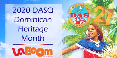 DASQ 2020 Dominican Heritage Month Celebration