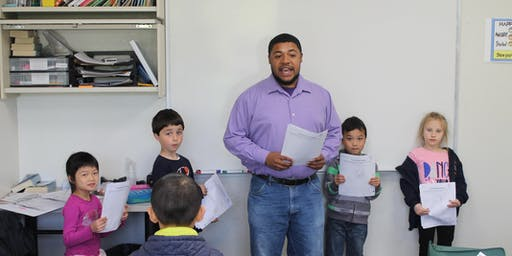Writing & Public Speaking Camps for Week of 11/25 (Ages 6-14)