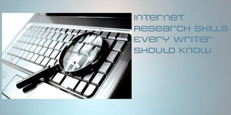 Internet Research Skills Every Writer Should Know tickets