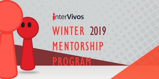 Winter 2019 Mentorship Program - Protégé Registration