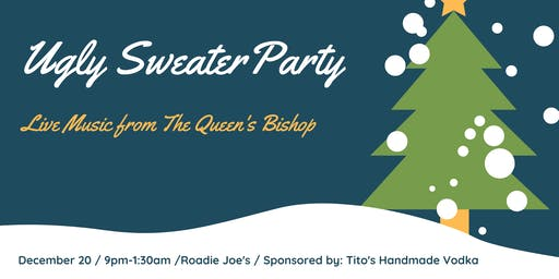 Tito's Ugly Sweater Party