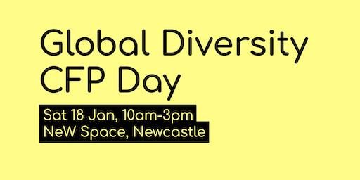 Global Diversity CFP Day (Newcastle)