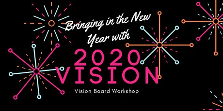 Bringing in the New Year with 2020 Vision - Camden tickets