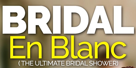 Bridal En Blanc tickets